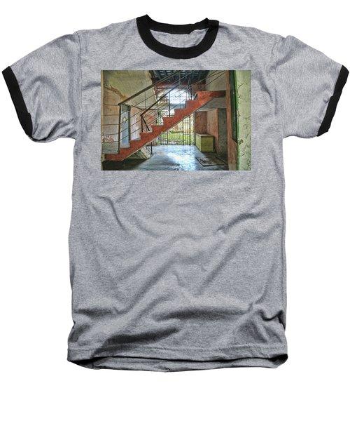 Stairway To Havana Baseball T-Shirt