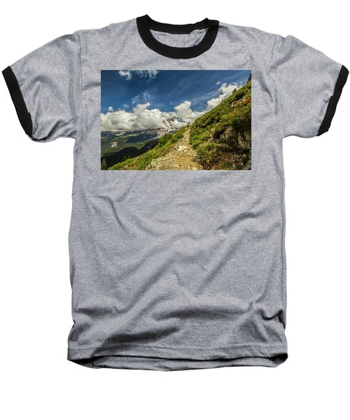 Stairway To Heaven Baseball T-Shirt