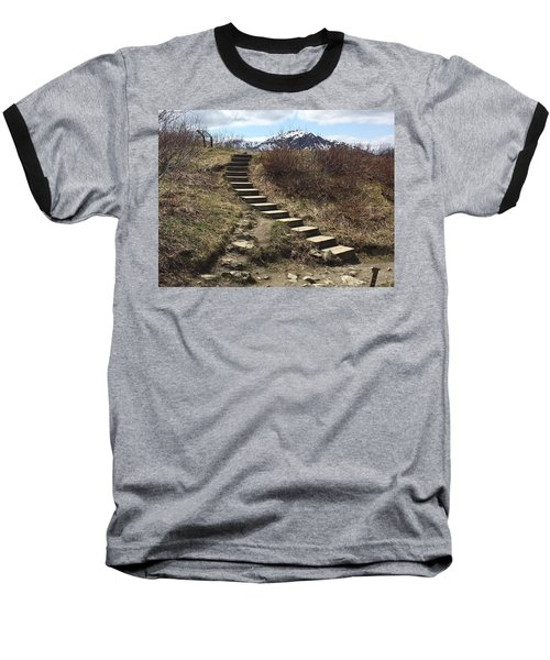 Stairway To Heaven II Baseball T-Shirt