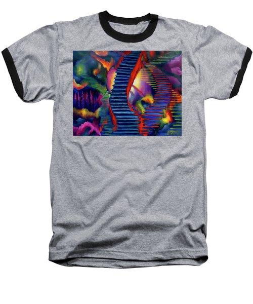 Stairways Baseball T-Shirt