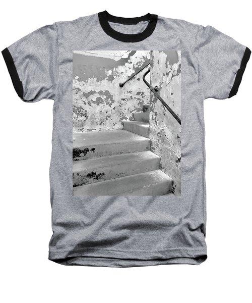 Stairwell Baseball T-Shirt