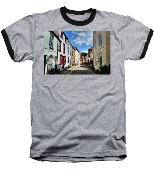 Staithes Baseball T-Shirt