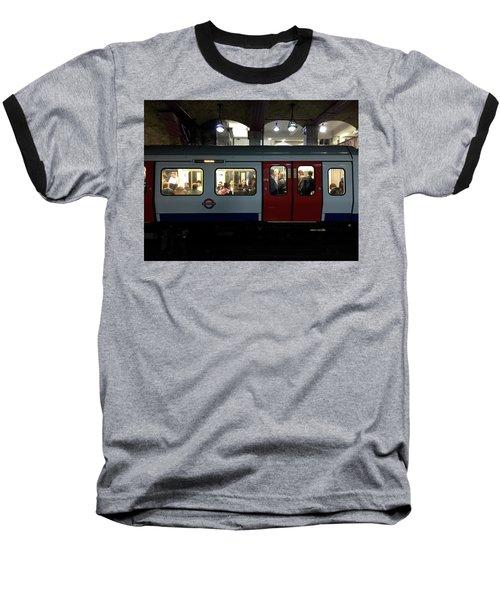 Stalled Underground Baseball T-Shirt
