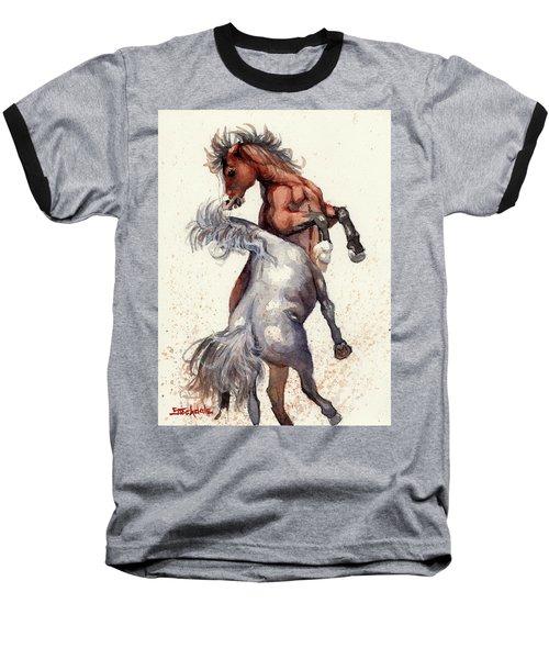 Stallion Showdown Baseball T-Shirt