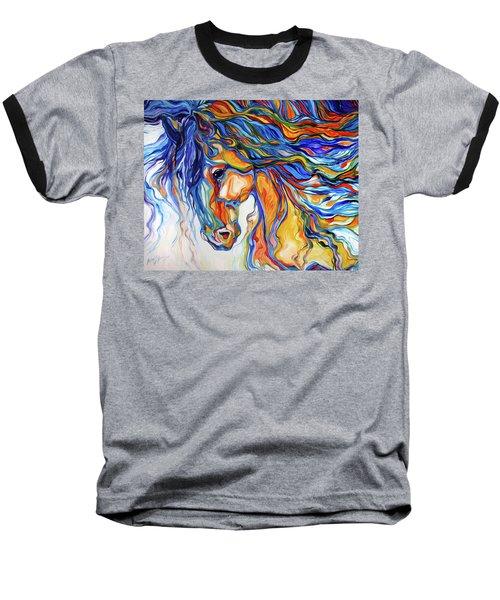 Stallion Southwest By M Baldwin Baseball T-Shirt