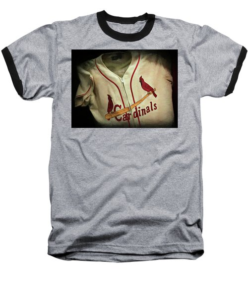 Stan The Man Baseball T-Shirt by Stephen Stookey