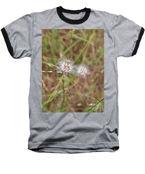 Baseball T-Shirt featuring the photograph Stand Back by Marie Neder