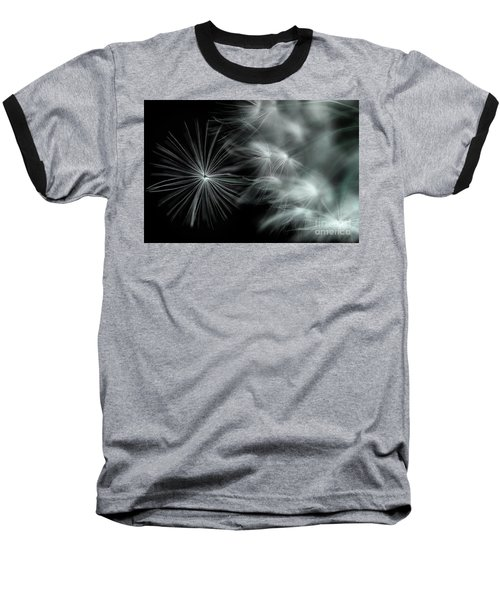 Stand Out And Be Noticed Baseball T-Shirt by Michael Eingle
