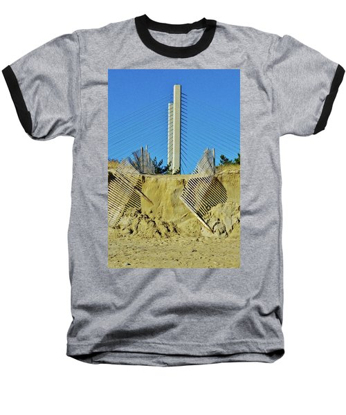 Stand The Storm Baseball T-Shirt