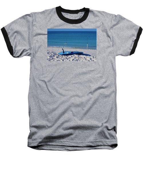 Stand Up Paddle Board Baseball T-Shirt