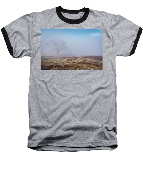 Baseball T-Shirt featuring the photograph Standing Fiercely by Jeremy Lavender Photography