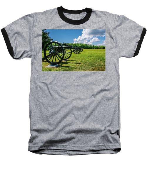 Standing Guard Baseball T-Shirt