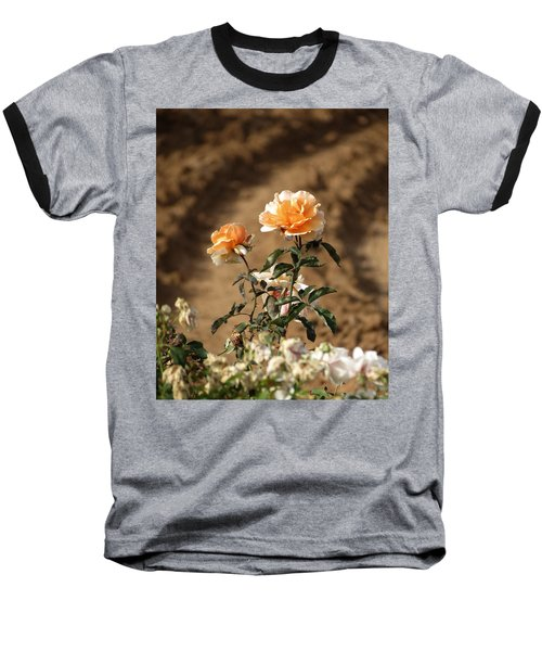 Baseball T-Shirt featuring the photograph Standing Out by Laurel Powell