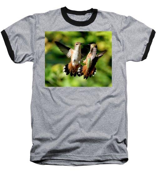 Standoff Baseball T-Shirt