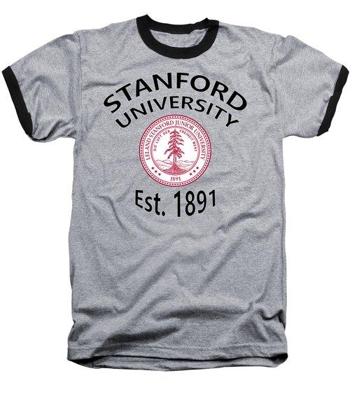 Stanford University Est 1891 Baseball T-Shirt
