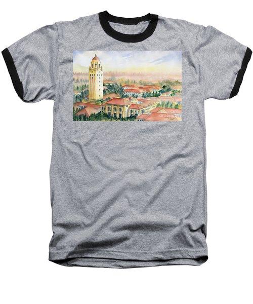 Stanford University California Baseball T-Shirt by Melly Terpening