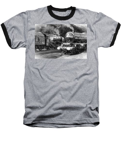 Stanier Pacifics At Swanwick Baseball T-Shirt