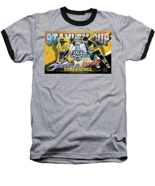 Stanley Cup 2017 Baseball T-Shirt