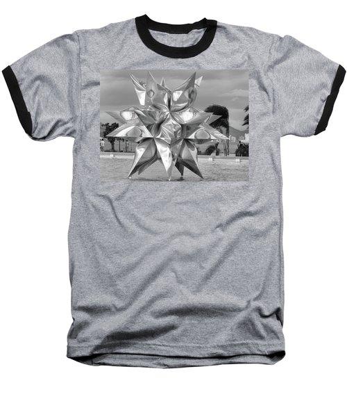 Star Baseball T-Shirt by Beto Machado