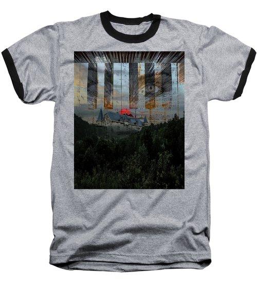 Star Castle Baseball T-Shirt
