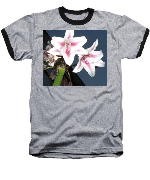 Star Flower Baseball T-Shirt