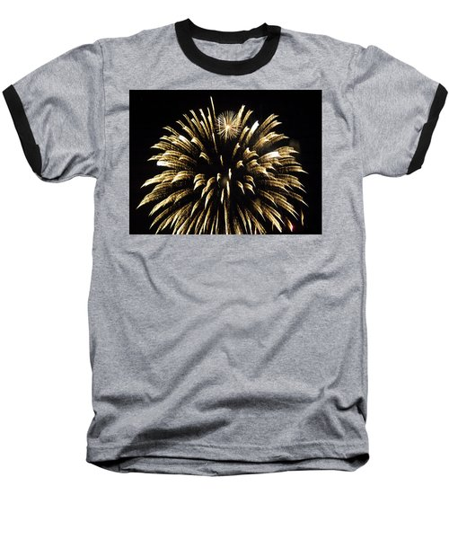 Baseball T-Shirt featuring the photograph Star Flower by Tara Lynn
