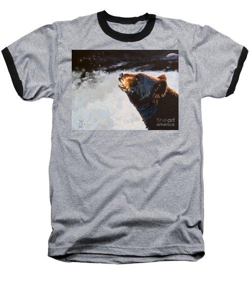 Star Gazer Baseball T-Shirt