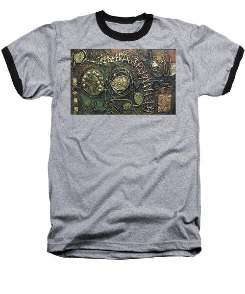 Star Ladder Baseball T-Shirt by Bernard Goodman