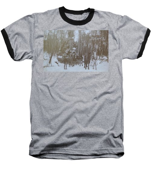 Star Load Baseball T-Shirt