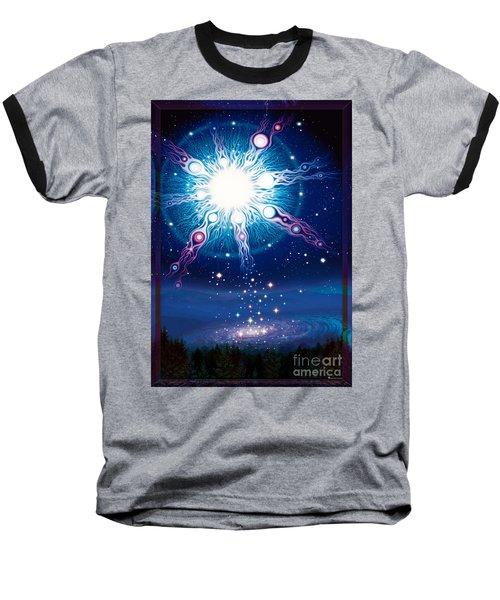 Star Matrix Baseball T-Shirt