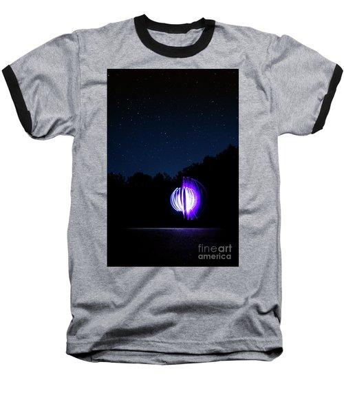 Star Orb Baseball T-Shirt