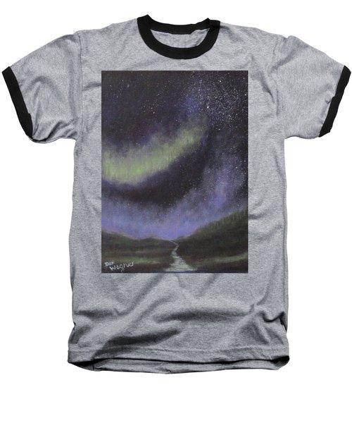 Star Path Baseball T-Shirt