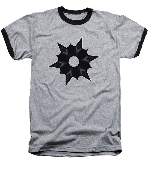 Star Record No.1 Baseball T-Shirt by Stephanie Brock