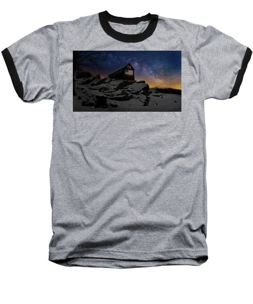 Baseball T-Shirt featuring the photograph Star Spangled Banner by Bill Wakeley