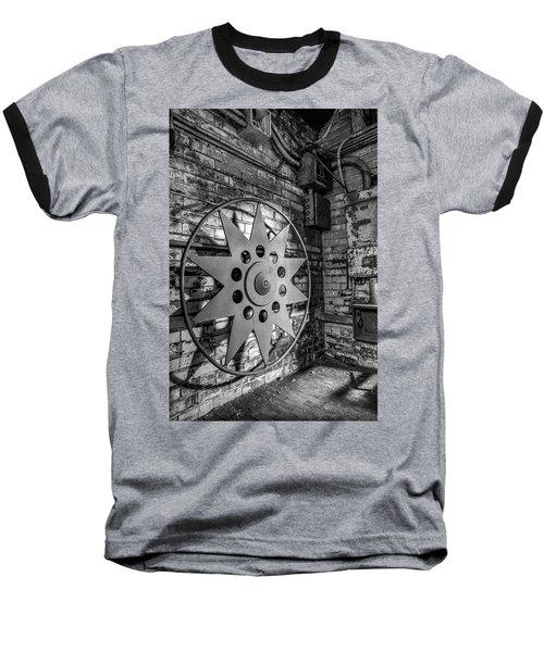 Star Wheel Baseball T-Shirt
