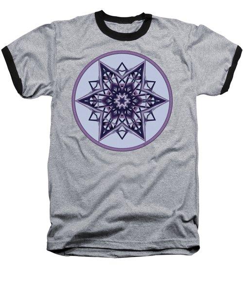 Star Window II Baseball T-Shirt