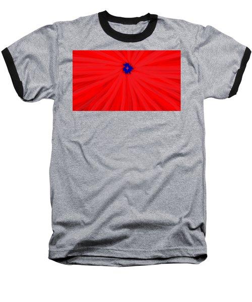 Starburst 2' By Sumi E Master Linda Velasquez Baseball T-Shirt
