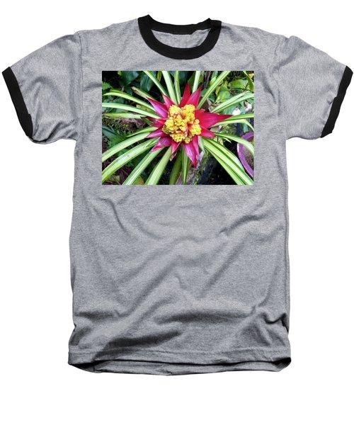 Starburst Baseball T-Shirt