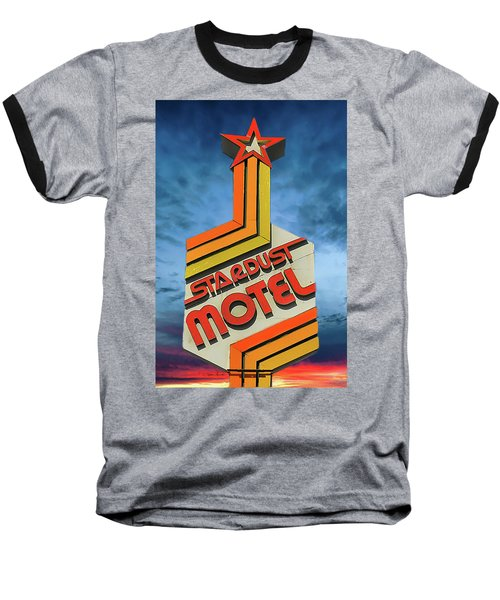 Stardust Baseball T-Shirt