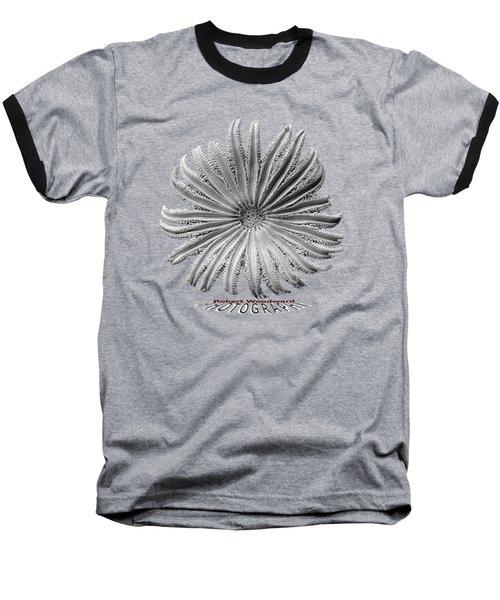 Starfish Transparency Baseball T-Shirt