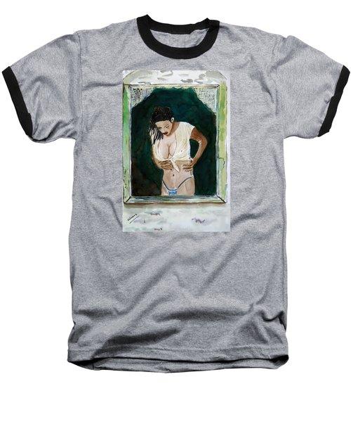 Staring At/// Baseball T-Shirt