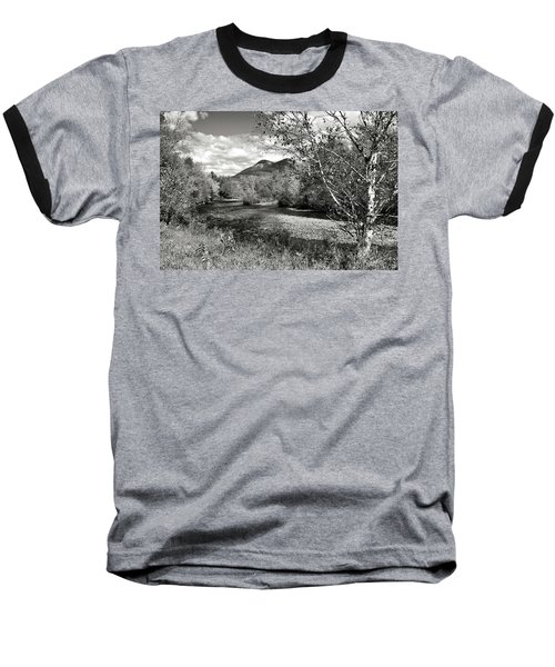 Stark, Nh Back Road  Baseball T-Shirt