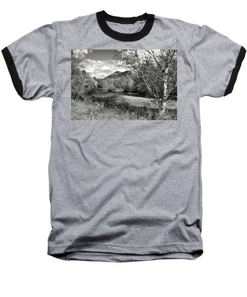 Stark, Nh Back Road  Baseball T-Shirt