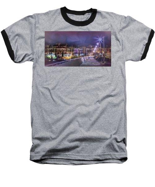 Starless Night Baseball T-Shirt