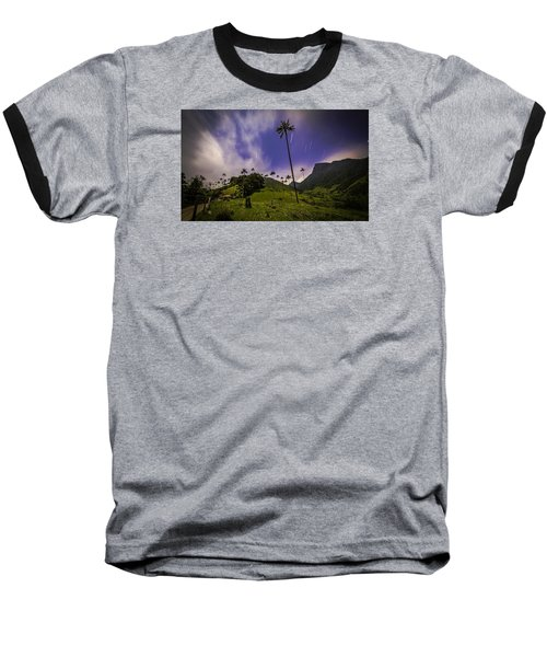 Stars In The Valley Baseball T-Shirt