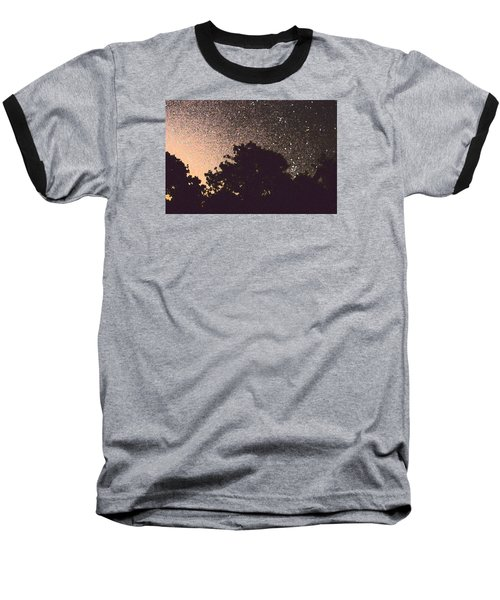 Baseball T-Shirt featuring the photograph Stars Of La Vernia by Carolina Liechtenstein