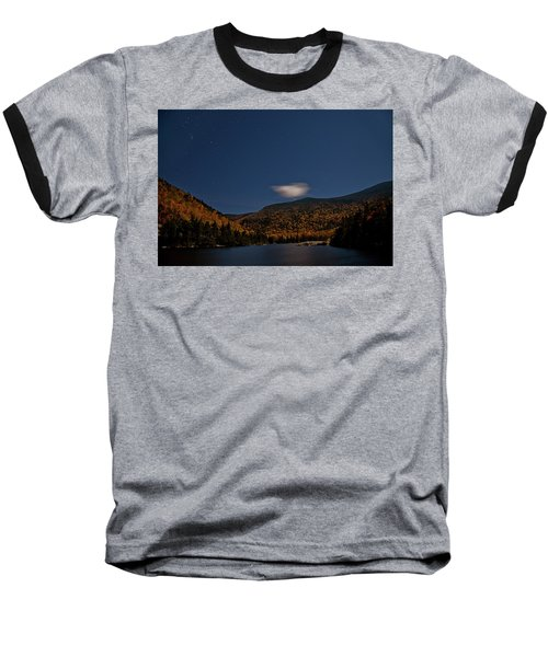 Stars Over Kinsman Notch Baseball T-Shirt