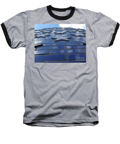 Stars To The Sky Baseball T-Shirt