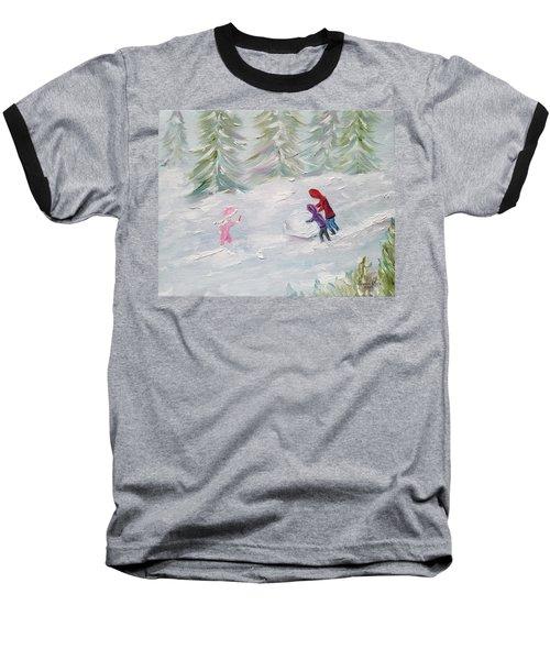 Start Of Something Big Baseball T-Shirt