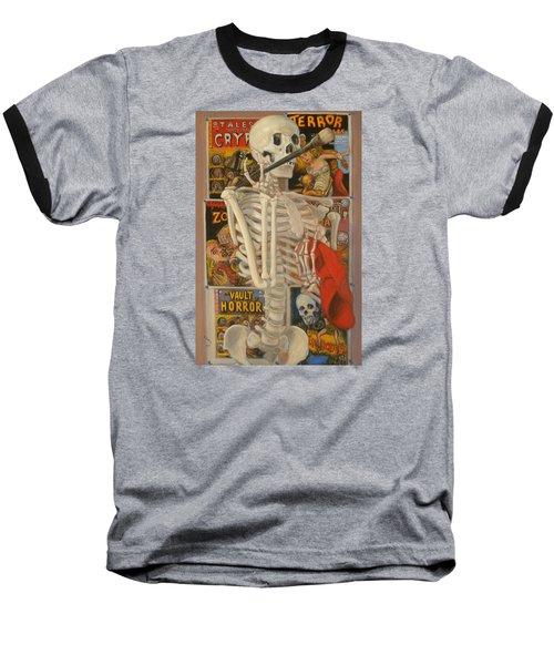 Starving Artist Baseball T-Shirt